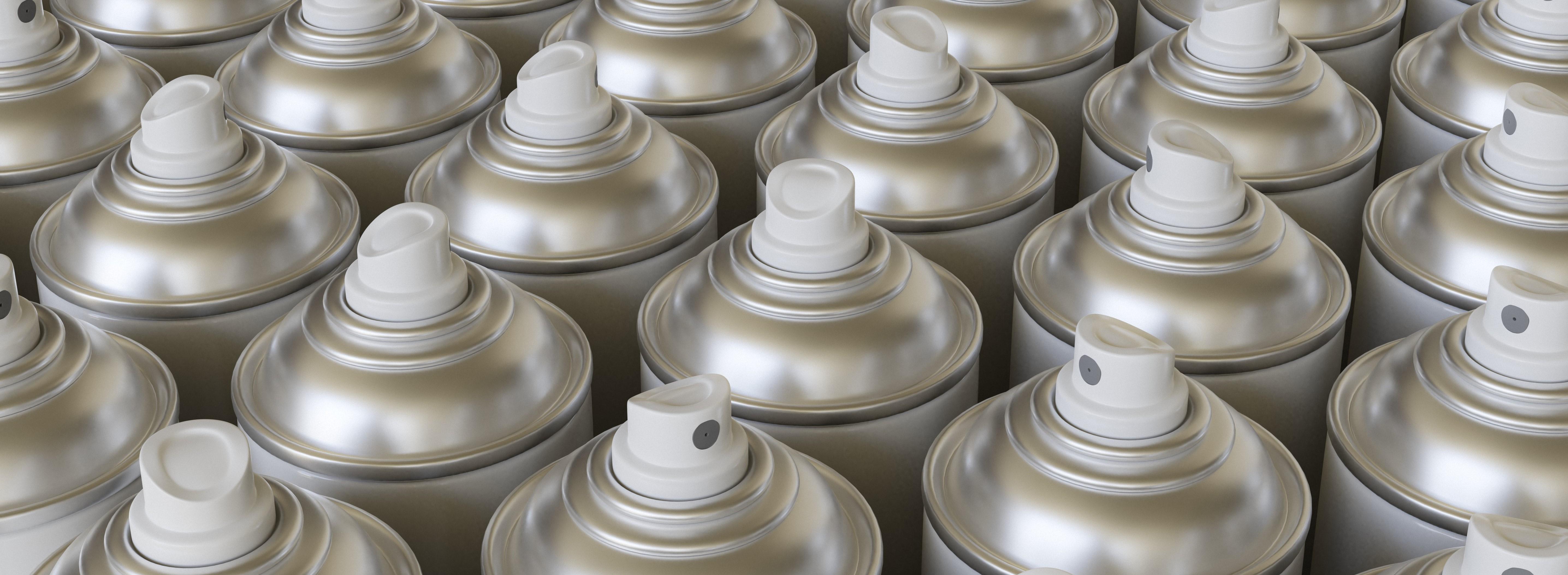 BPA-NI prelacquered steel for aerosol - Packaging